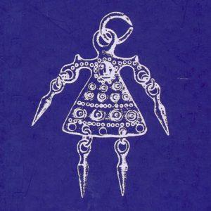 Frauenfigur Nonsberg - Kopie