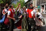 Freilichtmuseum Ballenberg: «Trachten und Tänze»