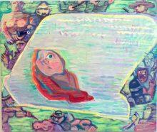 Maria Lassnig. Be-Ziehungen und Zwiegespräche