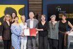Ein historischer Tag für SWAN:  Locarno Festival unterzeichnet Charta für Gleichstellung und Diversität