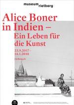 Alice Boner -ein Leben für die Kunst
