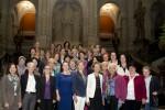 allianceF Konferenz der Mitgliederverbände im symbolkräftigen Bundeshaus in Bern