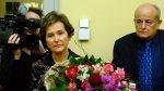 Ganz oder gar nicht – alt Bundesrätin Elisabeth Kopp wird am 16. Dezember 80 Jahre alt. Happy Birthday!