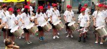 Kinderfest St. Gallen mit Teilnahme der Ostschweizer Textilfirmen
